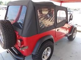 1993 Jeep Wrangler (CC-1379113) for sale in Skiatook, Oklahoma
