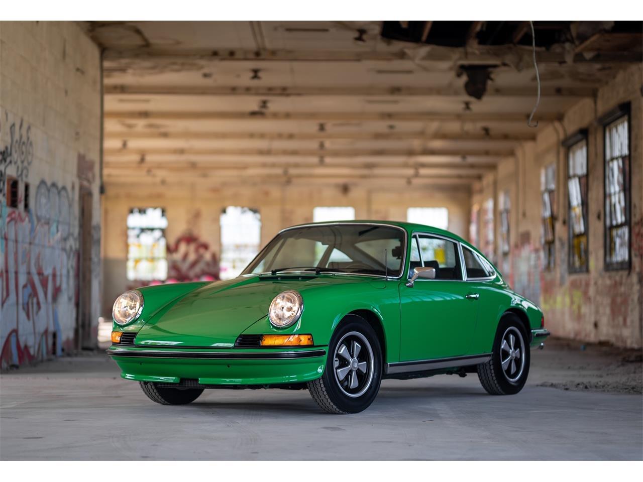1973 Porsche 911T (CC-1379115) for sale in Monterey, California