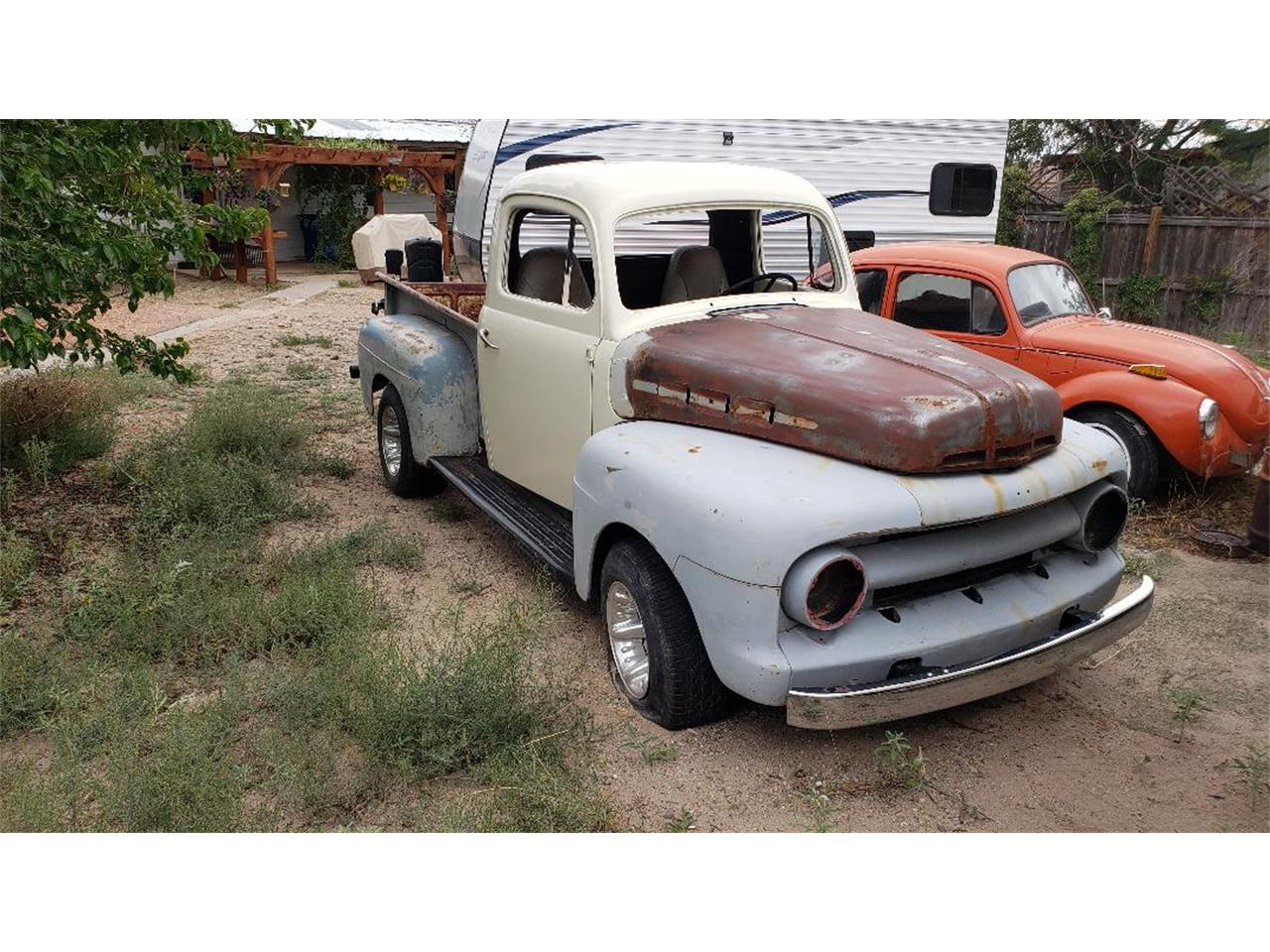 1951 Ford F1 (CC-1379116) for sale in Albuquerque, New Mexico