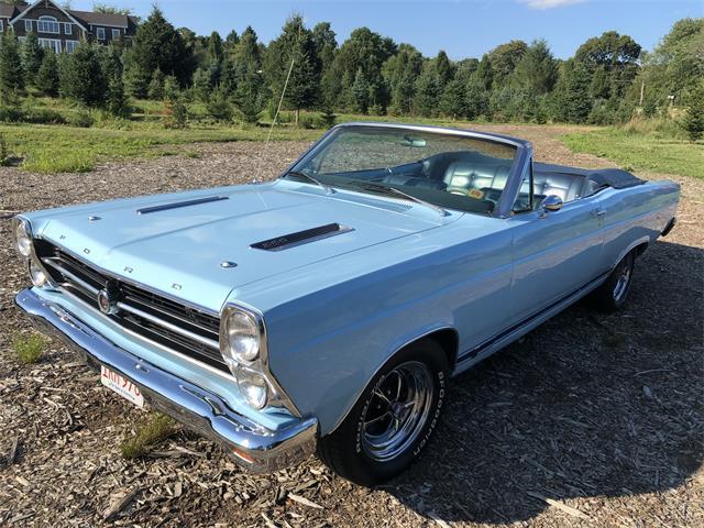 1966 Ford Fairlane (CC-1379122) for sale in Maynard, Massachusetts