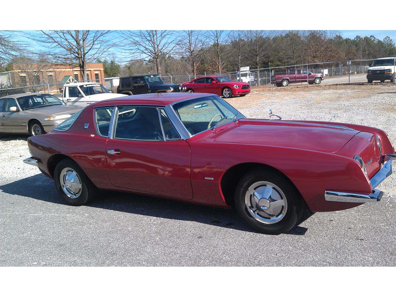 1964 Studebaker Avanti R2 (CC-1379123) for sale in McDonough, Georgia