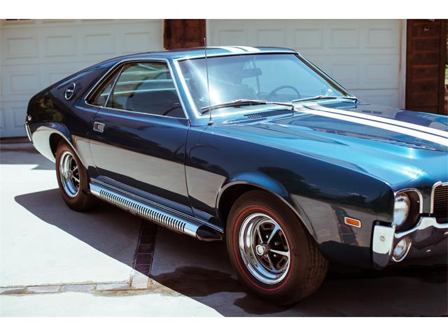 1968 AMC AMX (CC-1379129) for sale in Vacaville, California