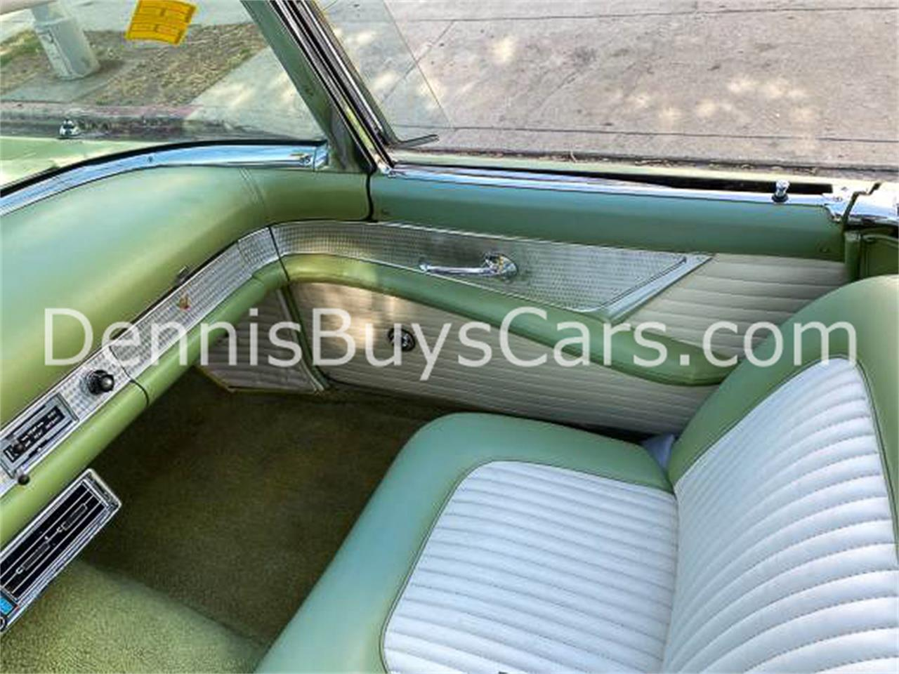 1956 Ford Thunderbird (CC-1379132) for sale in LOS ANGELES, California
