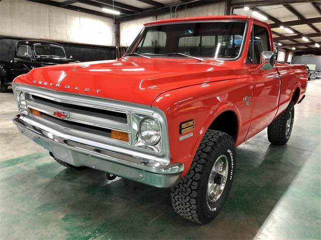 1968 Chevrolet K-10 (CC-1379138) for sale in Sherman, Texas