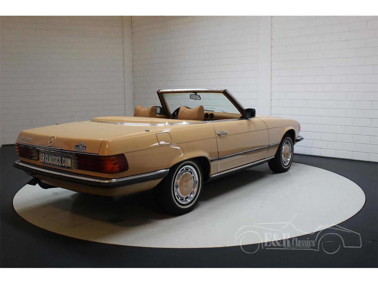 1979 Mercedes-Benz 450SL (CC-1379142) for sale in Waalwijk, Noord-Brabant