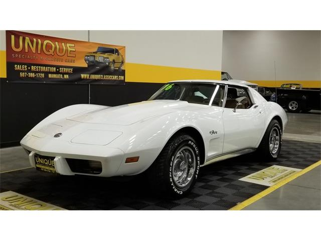 1976 Chevrolet Corvette (CC-1379163) for sale in Mankato, Minnesota
