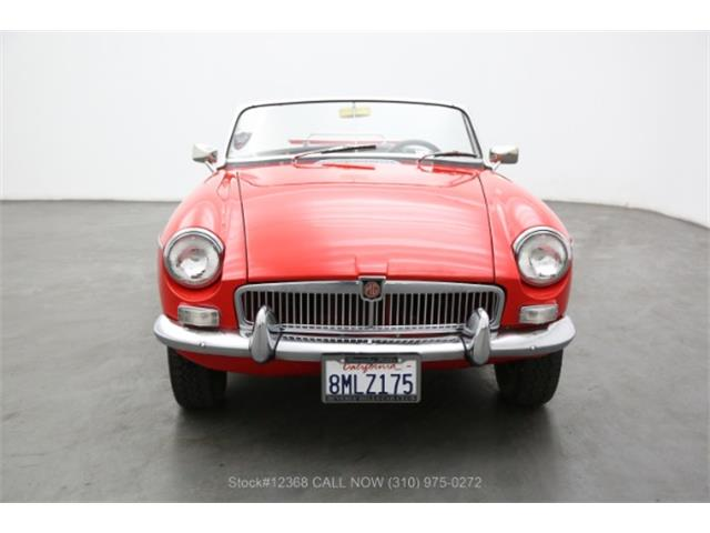 1965 MG MGB (CC-1379186) for sale in Beverly Hills, California