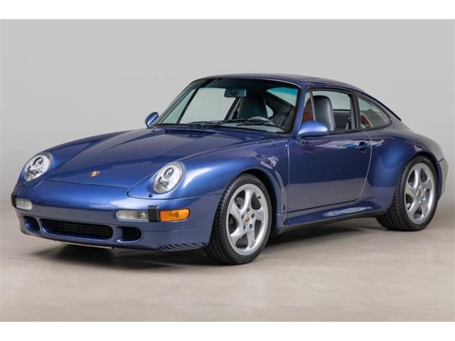 1997 Porsche 911 (CC-1379187) for sale in Scotts Valley, California