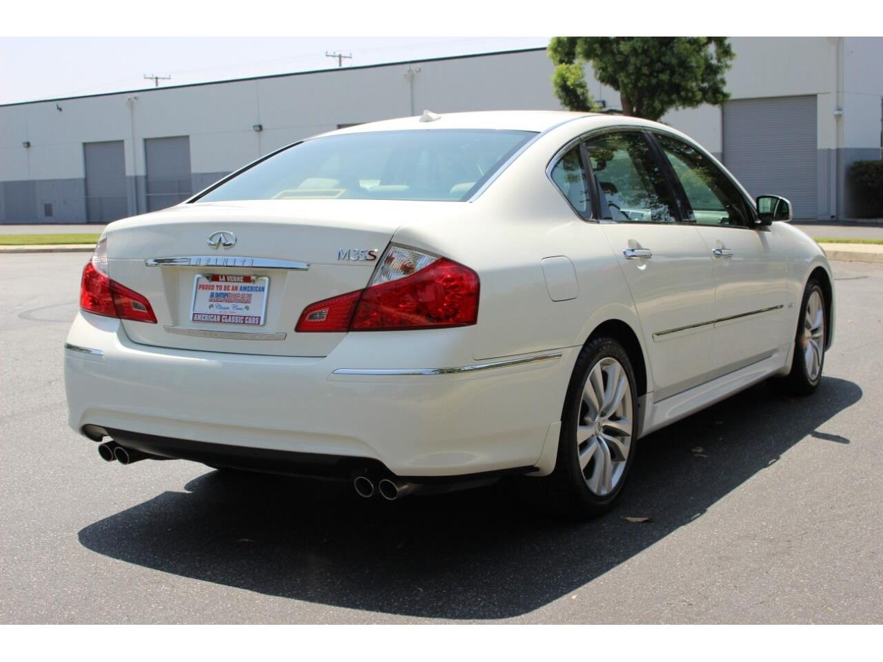 2009 Infiniti M35 (CC-1379198) for sale in La Verne, California