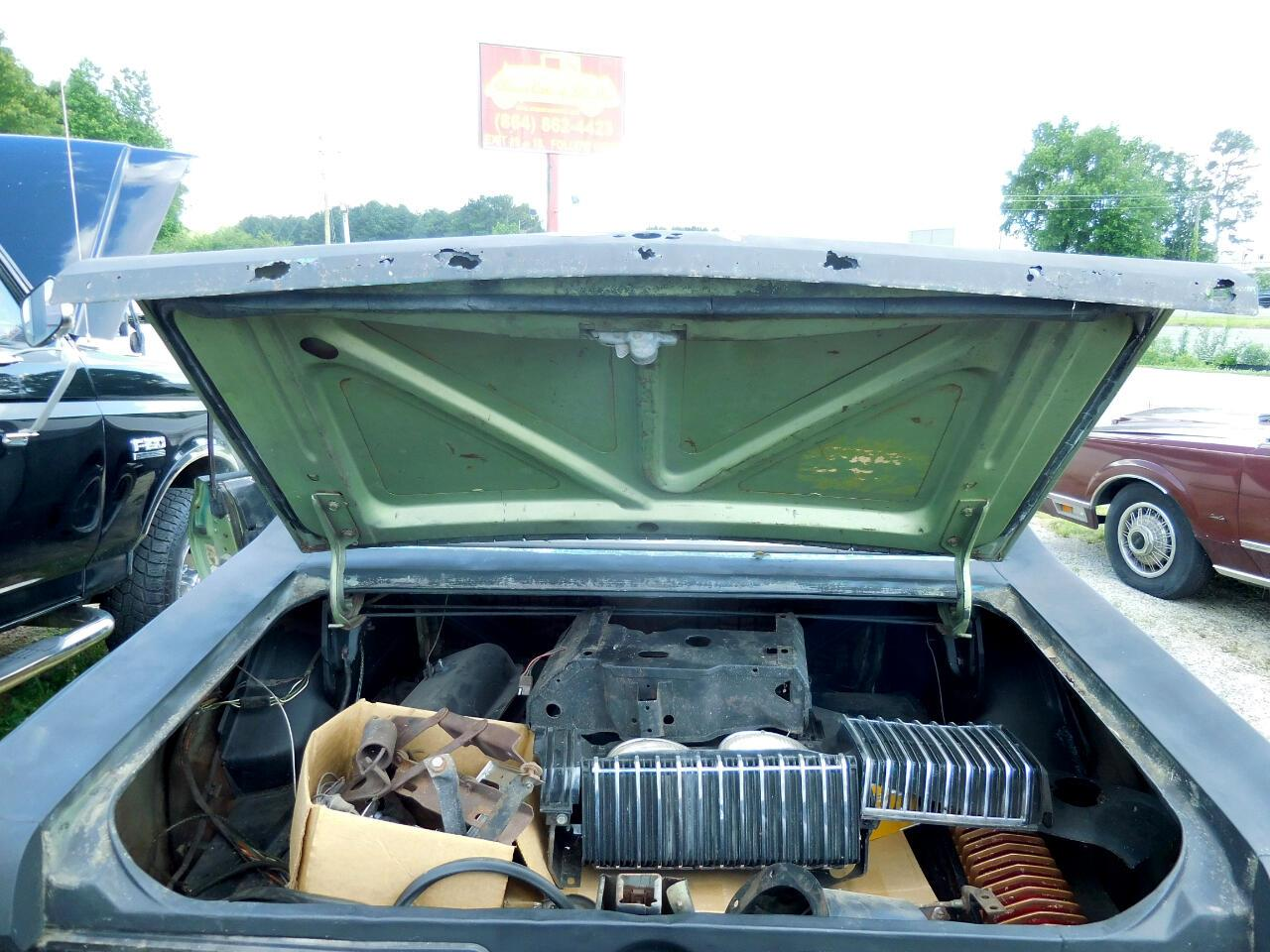 1967 Mercury Cougar (CC-1379200) for sale in Gray Court, South Carolina