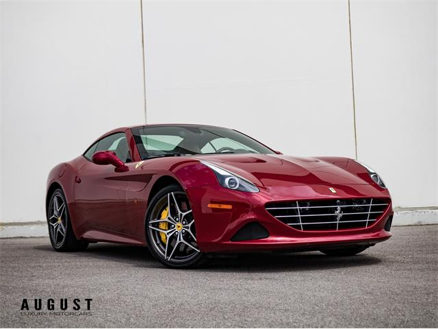 2016 Ferrari California (CC-1379204) for sale in Kelowna, British Columbia