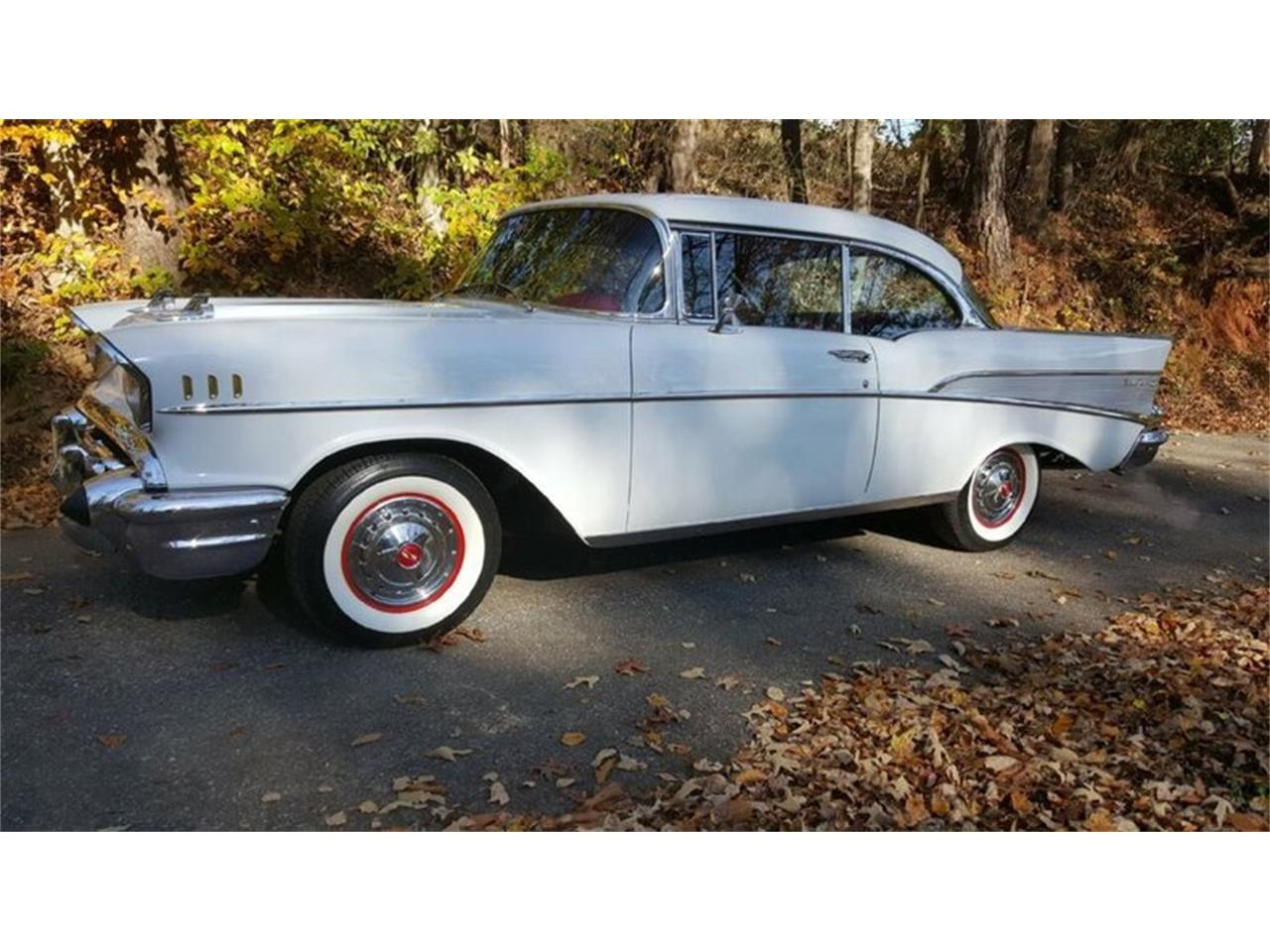 1957 Chevrolet Bel Air (CC-1379217) for sale in Youngville, North Carolina