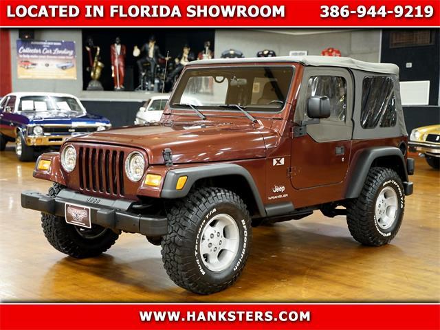 2004 Jeep Wrangler (CC-1379219) for sale in Homer City, Pennsylvania