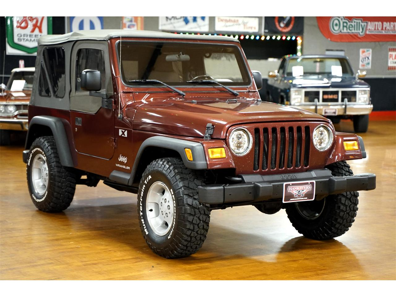 2004 Jeep Wrangler (CC-1379219) for sale in Homer City, Pennsylvania