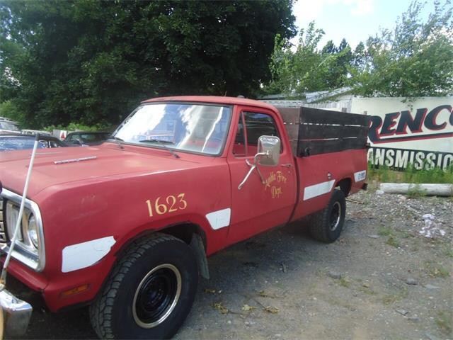 1977 Dodge D250 (CC-1379222) for sale in Jackson, Michigan