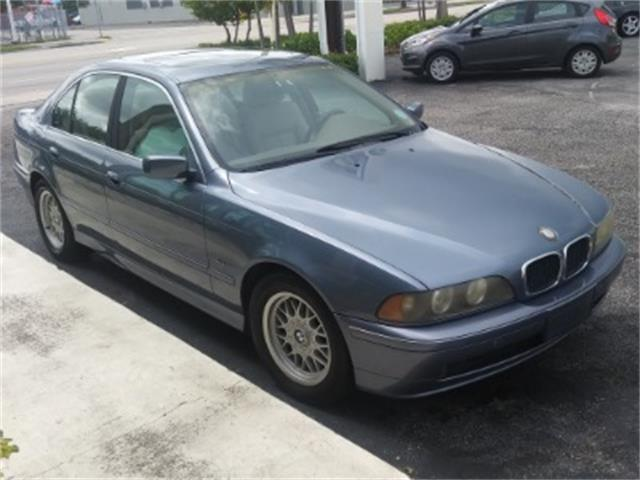 2002 BMW 5 Series (CC-1379227) for sale in Miami, Florida