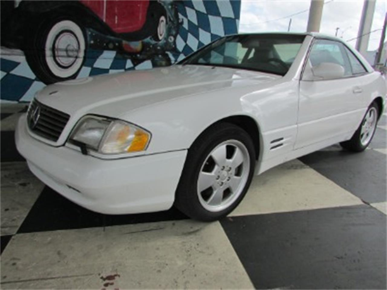 1999 Mercedes-Benz SL500 (CC-1379229) for sale in Miami, Florida