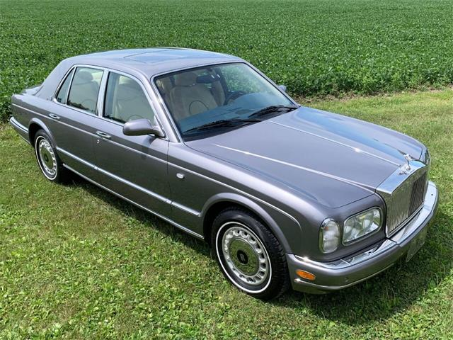 2000 Rolls-Royce Silver Seraph (CC-1379245) for sale in Carey, Illinois