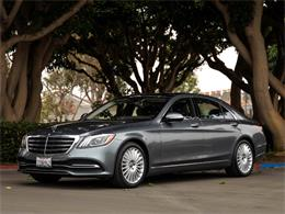 2018 Mercedes-Benz S560 (CC-1379252) for sale in Marina Del Rey, California