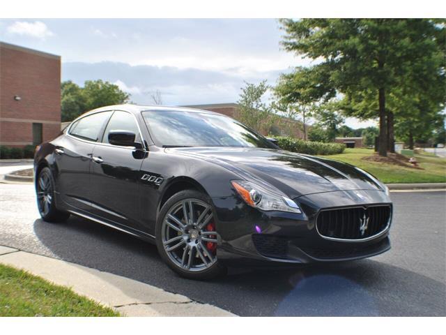 2016 Maserati Quattroporte (CC-1379256) for sale in Charlotte, North Carolina