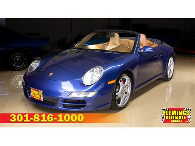 2008 Porsche 911 (CC-1379281) for sale in Rockville, Maryland