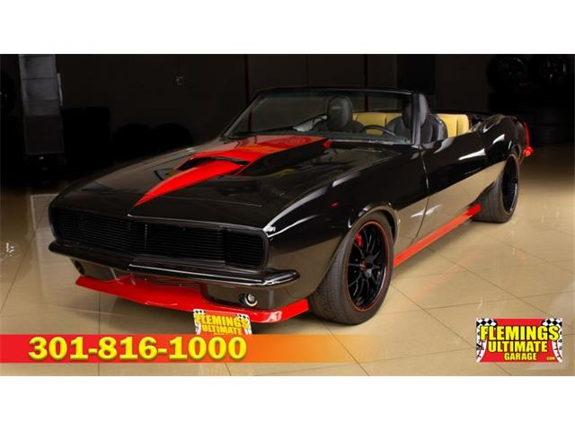 1967 Chevrolet Camaro (CC-1379282) for sale in Rockville, Maryland