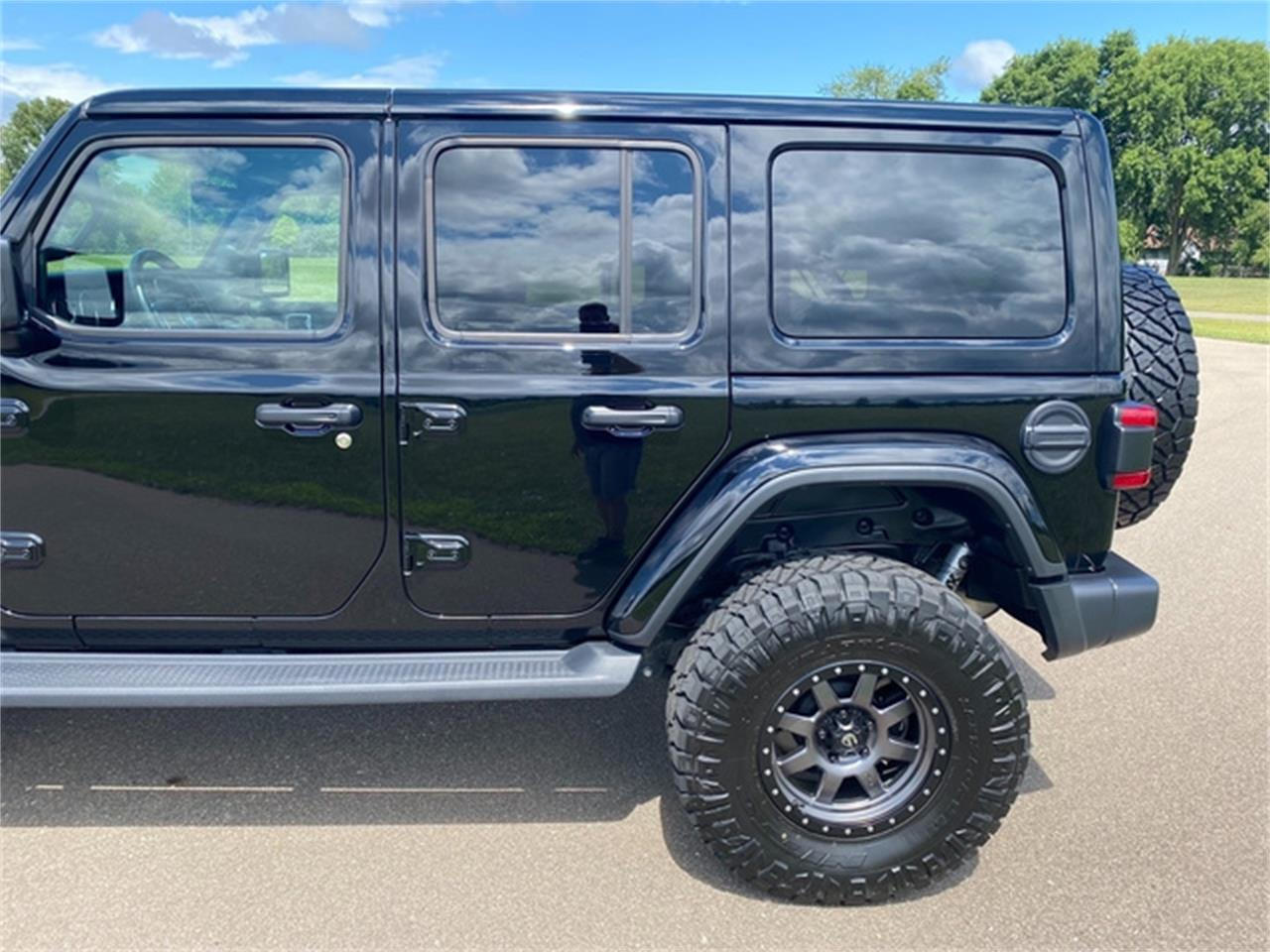 2019 Jeep Wrangler (CC-1379288) for sale in Shelby Township, Michigan
