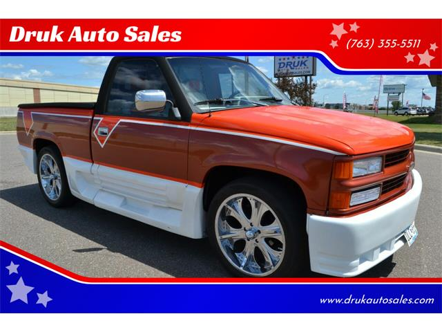 1990 Chevrolet C/K 1500 (CC-1379299) for sale in Ramsey, Minnesota
