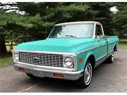 1972 Chevrolet C/K 10 (CC-1379310) for sale in Harpers Ferry, West Virginia