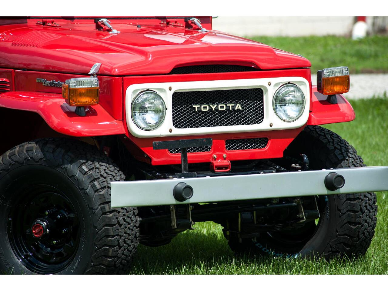 1979 Toyota Land Cruiser FJ40 (CC-1379315) for sale in Greenfield, Indiana