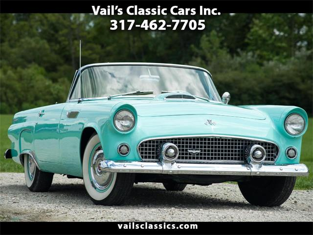 1955 Ford Thunderbird (CC-1379316) for sale in Greenfield, Indiana