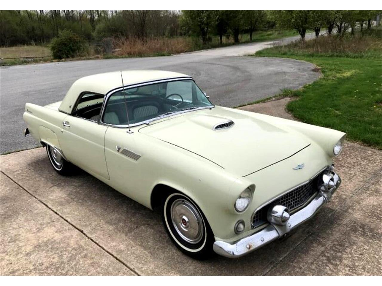 1955 Ford Thunderbird (CC-1379318) for sale in Harpers Ferry, West Virginia