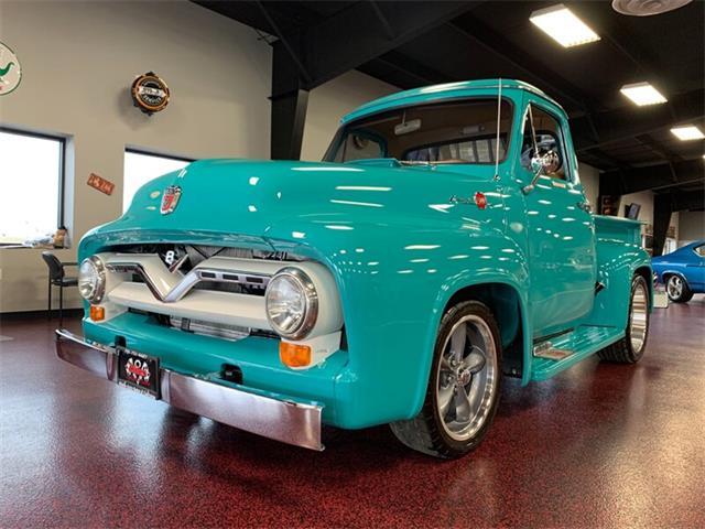 1955 Ford F100 (CC-1379324) for sale in Bismarck, North Dakota