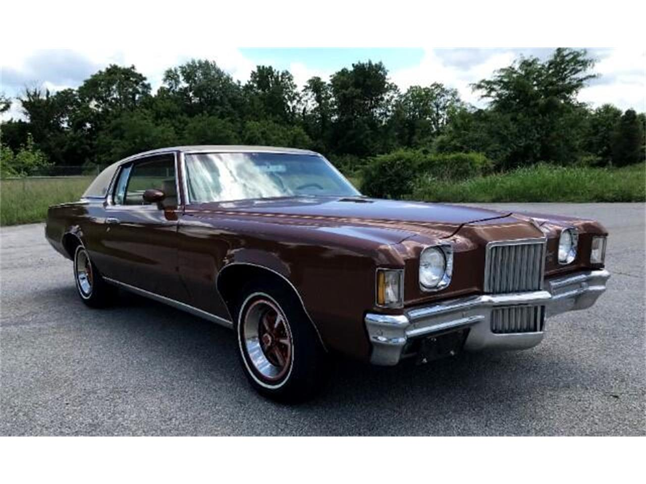 1971 Pontiac Grand Prix (CC-1379325) for sale in Harpers Ferry, West Virginia