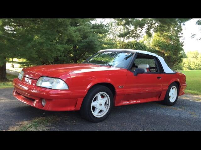 1992 Ford Mustang (CC-1379328) for sale in Harpers Ferry, West Virginia