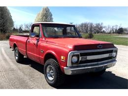 1970 Chevrolet 1/2-Ton Pickup (CC-1379331) for sale in Harpers Ferry, West Virginia