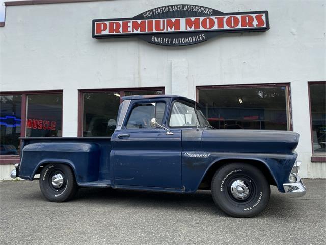 1960 Chevrolet C/K 10