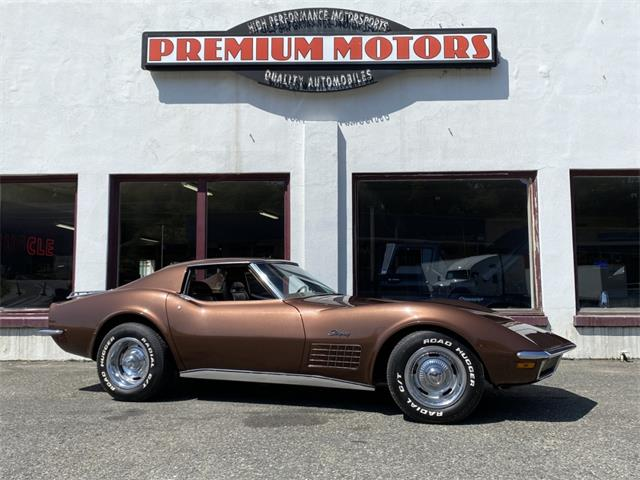 1972 Chevrolet Corvette (CC-1379337) for sale in Tocoma, Washington