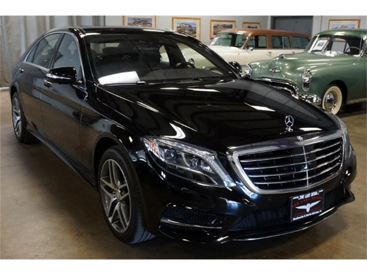 for sale 2014 mercedes-benz s-class in chicago, illinois cars - chicago, il at geebo