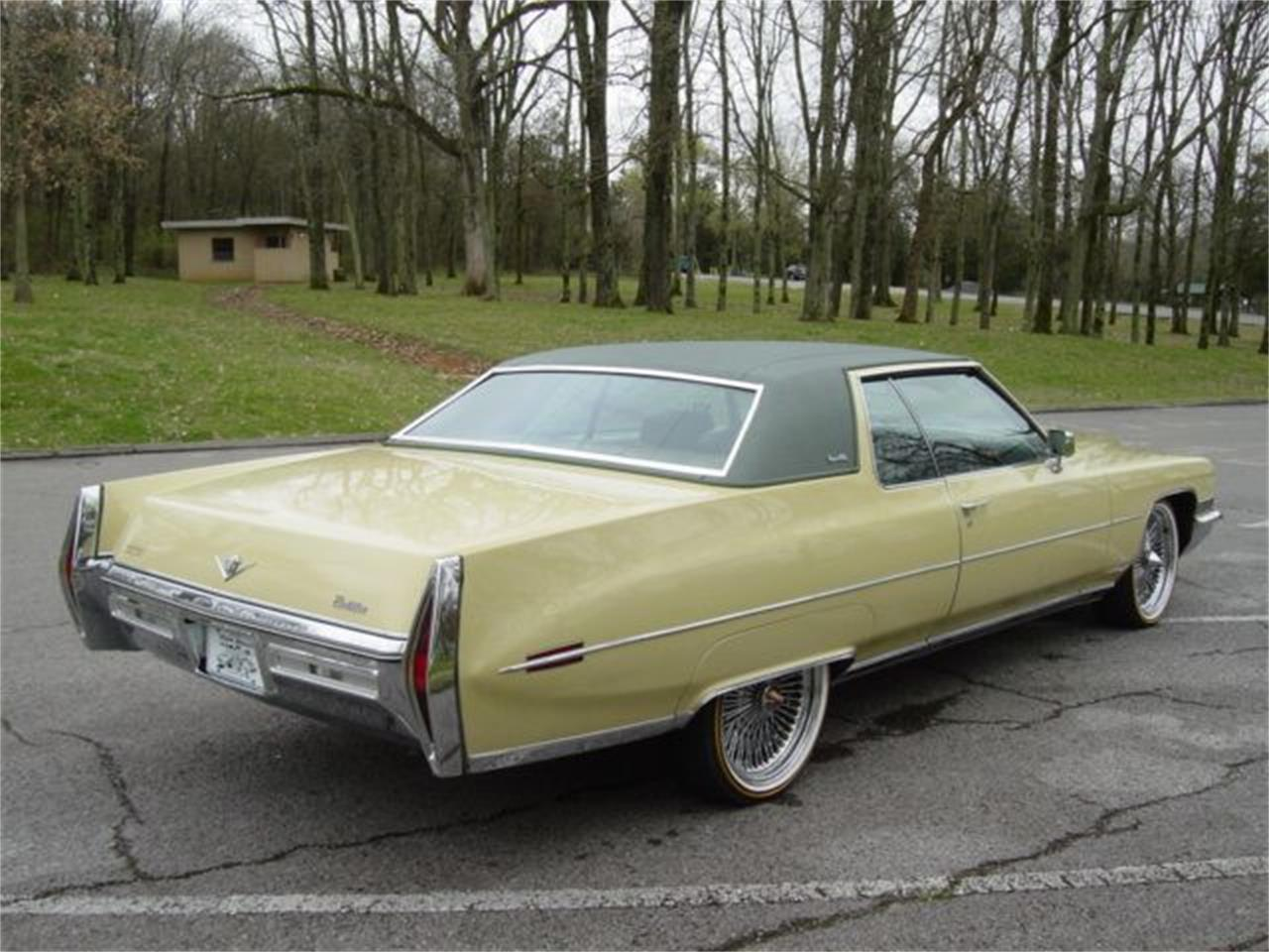 1972 Cadillac Coupe DeVille (CC-1379347) for sale in Hendersonville, Tennessee