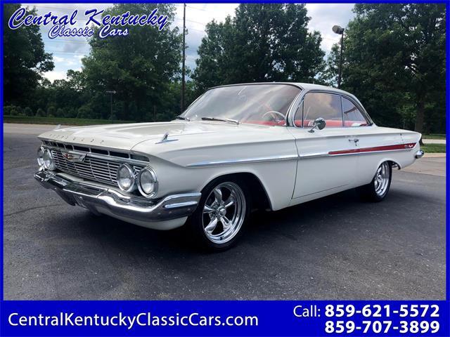 1961 Chevrolet Impala SS (CC-1379349) for sale in Paris , Kentucky