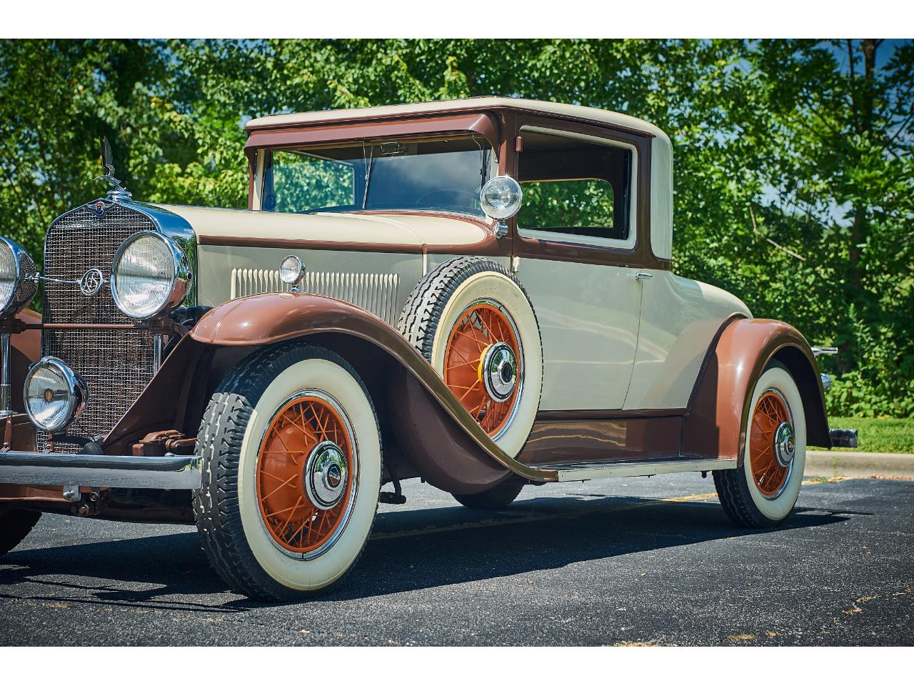1931 LaSalle Coupe (CC-1379361) for sale in O'Fallon, Illinois