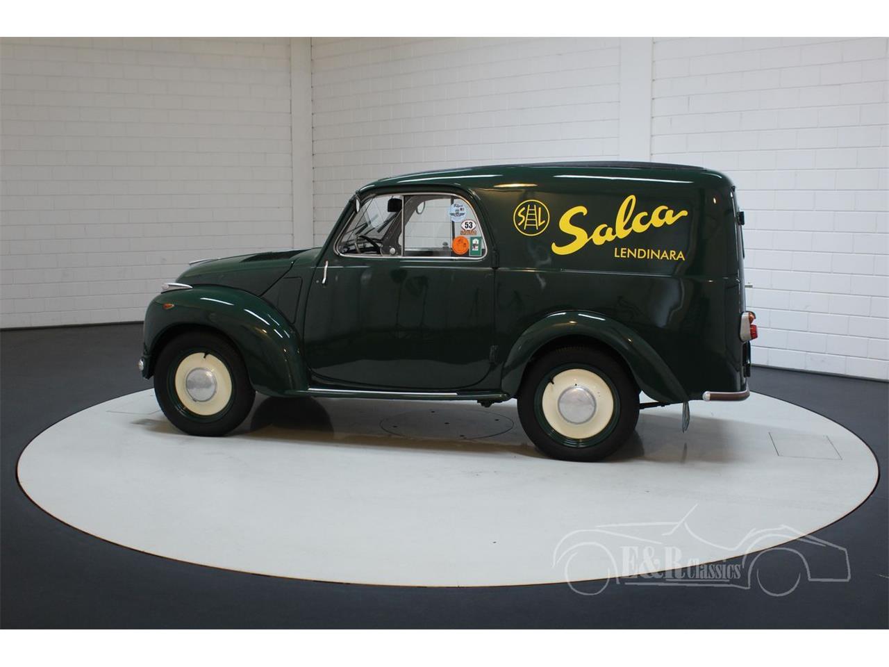 1953 Fiat Topolino (CC-1379362) for sale in Waalwijk, Noord-Brabant