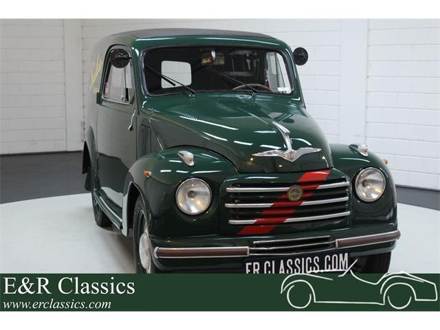 1953 Fiat Topolino
