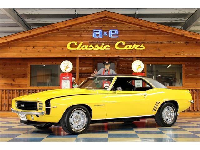 1969 Chevrolet Camaro (CC-1379368) for sale in New Braunfels , Texas