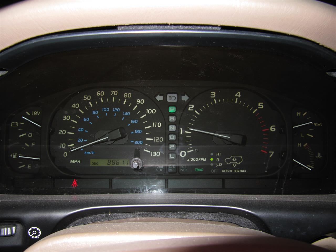 2002 Lexus LX470 (CC-1379375) for sale in Omaha, Nebraska