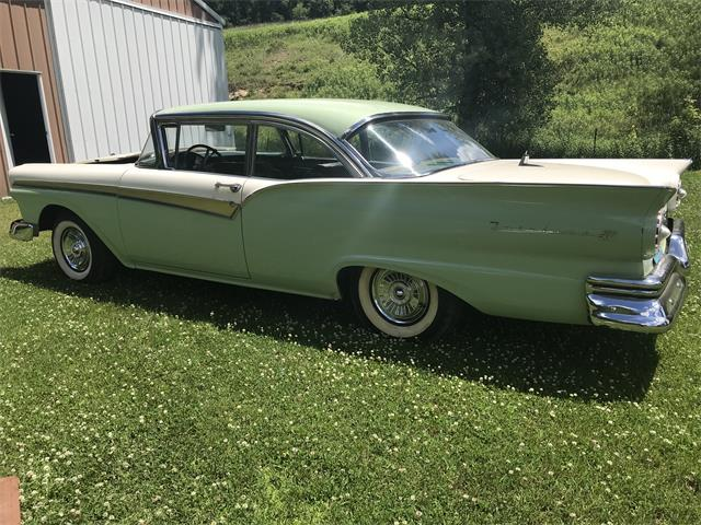 1957 Ford Fairlane 500 (CC-1379394) for sale in Ontario, Wisconsin