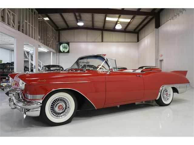 1957 Cadillac Eldorado Biarritz (CC-1379397) for sale in Saint Louis, Missouri