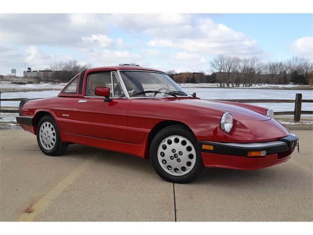 1986 Alfa Romeo Quadrifoglio (CC-1379398) for sale in Barrington, Illinois