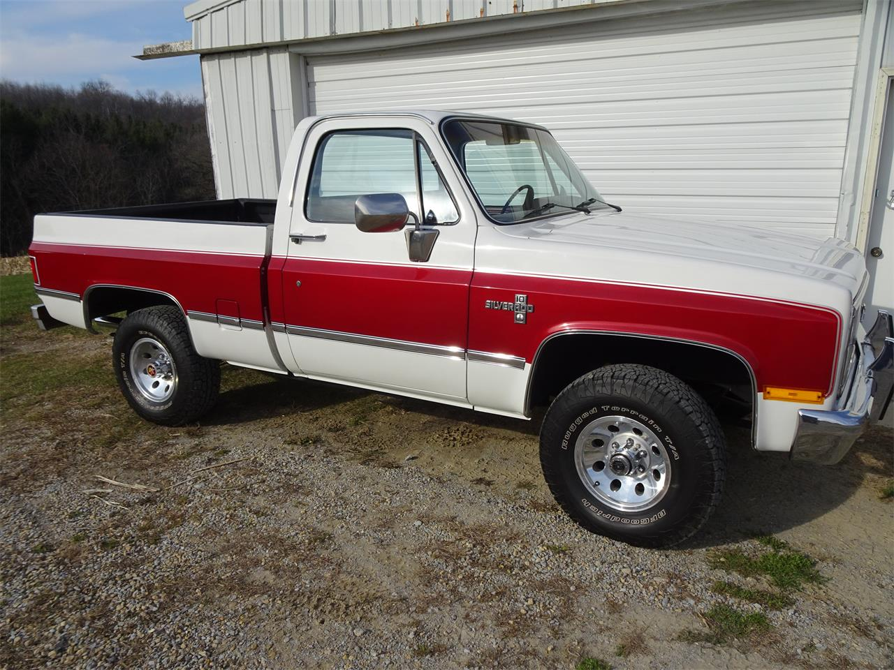 1984 Chevrolet K-10 (CC-1379401) for sale in Montfort, Wisconsin